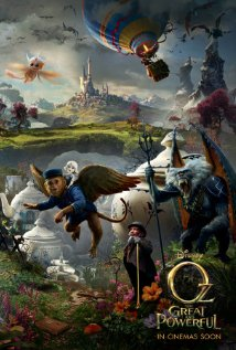 Oz the Great and Powerful - 2013