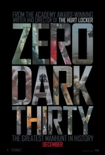 Zero Dark Thirty - 2012