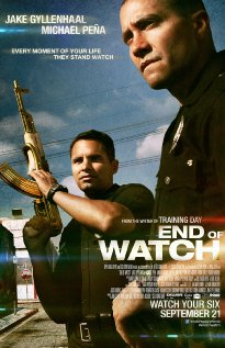 End of Watch - 2012